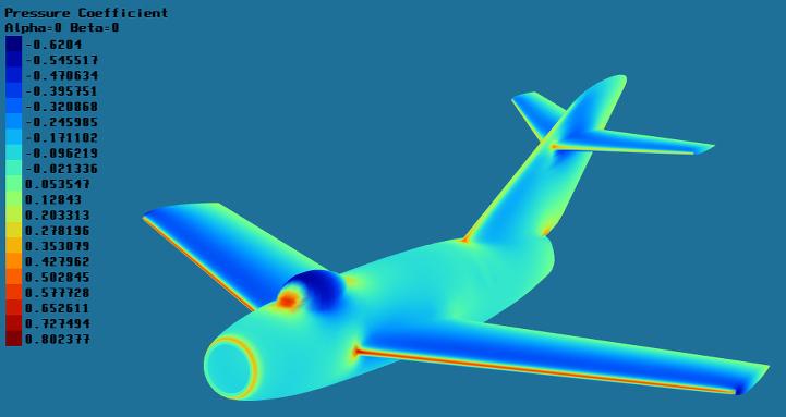 Apame - Aircraft 3D Panel Method - 3d panel method